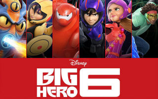 BIG HERO SIX Gifts, Collectibles and Merchandise in Canada!