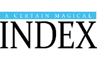 A Certain Magical Index Gifts, Collectibles and Merchandise in Canada!