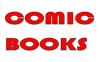 COMIC BOOKS Gifts, Collectibles and Merchandise in Canada!