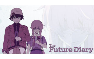 Future Diary Gifts, Collectibles and Merchandise in Canada!