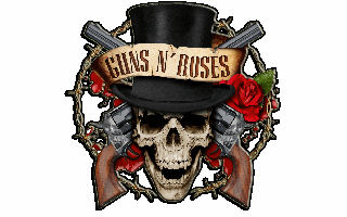 GUNS N ROSES Gifts, Collectibles and Merchandise in Canada!