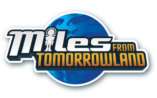 Miles from Tomorrowland Gifts, Collectibles and Merchandise in Canada!