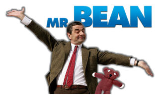 MR. BEAN Gifts, Collectibles and Merchandise in Canada!