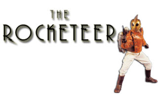 The Rocketeer Gifts, Collectibles and Merchandise in Canada!