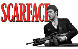 Scarface Gifts, Collectibles and Merchandise in Canada!