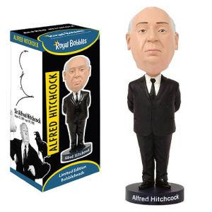 Alfred Hitchcock Bobble Head