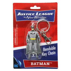 Batman Bendable Keychain