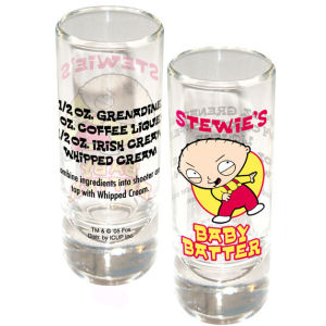 Family Guy Stewie Baby Batter Shooter