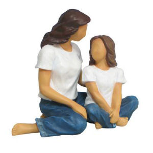 Westland Giftware Forever in Blue Jeans The Bond Figurine