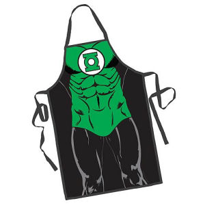Green Lantern Character Apron