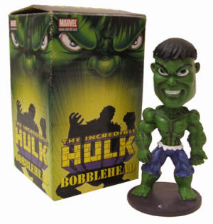 Incredible Hulk Bobble Head Clearance Special