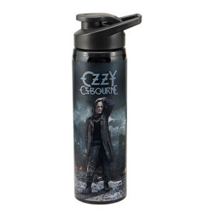 Ozzy Osbourne 25 Ounce Stainless Steel Water Bottle