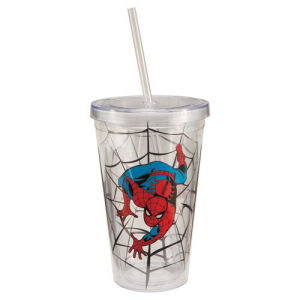 Amazing Spider-Man 18 Ounce Acrylic Travel Cup