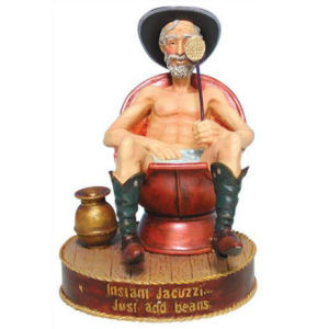Y-Me Ranch Hands Ol Buzz Figurine