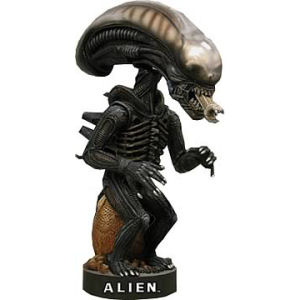 Alien Extreme Warrior Head Knocker