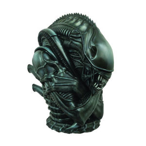 Aliens Warrior Cookie Jar