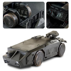 Aliens Colonial Marines Armored Personnel Carrier 1/18th Scale Vehicle - Previews Exclusive