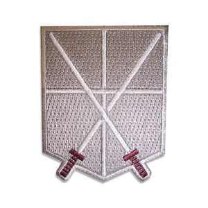 Attack on Titan Trainee Squad Patch