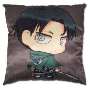 Attack on Titan Levi Square Pillow