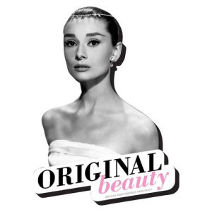 Audrey Hepburn Original Beauty Funky Chunky Magnet