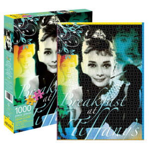 Breakfast at Tiffanys 1000 Piece Puzzle