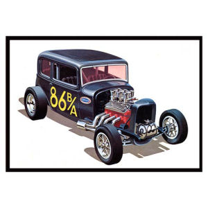 1932 Ford Victoria Model Kit