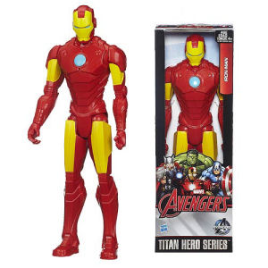 Avengers Age of Ultron Titan Hero Series Iron Man 12 Inch Action Figure