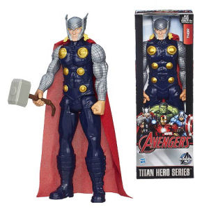 Avengers Age of Ultron Titan Hero Series Thor 12 Inch Action Figure