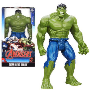 Avengers Titan Hero Series Hulk 12-Inch Action Figure