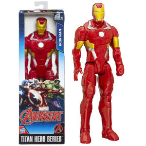 Avengers Titan Hero Series Iron Man 12 Inch Action Figure