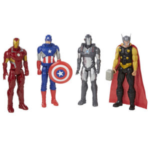 Avengers Titan Hero 12 Inch Action Figures Wave 1 Case