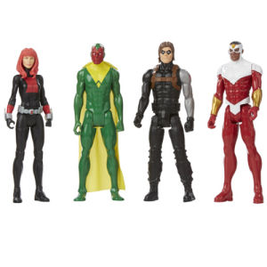 Avengers Titan Hero B 12 Inch Action Figures Wave 1 Case