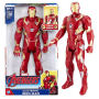 Avengers 12 inch Electronic Iron Man Action Figure.  Sounds of repulsor blasts and armoring-up.