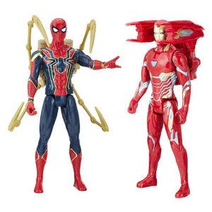 Avengers Infinity War Titan Hero Power FX Iron Man 12 Inch Action Figure
