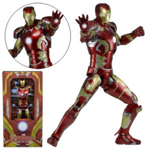 Avengers Age of Ultron Iron Man Mark 43 1/4th Scale Action Figure