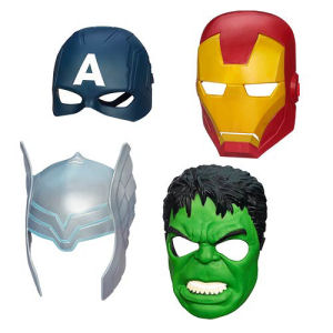 Avengers Age of Ultron Hero Masks Wave 1 Case