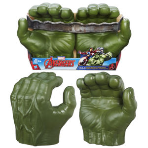 Avengers Gamma Grip Hulk Fists
