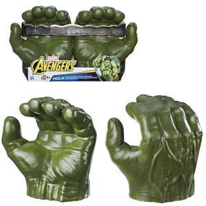 Avengers Infinity War Hulk Gamma Grip Fists