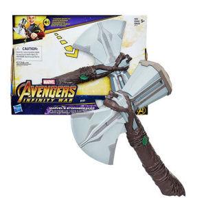 Avengers Infinity War Marvel Stormbreaker Electronic Axe