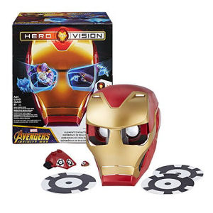 Avengers Infinity War Hero Vision Iron Man AR Experience
