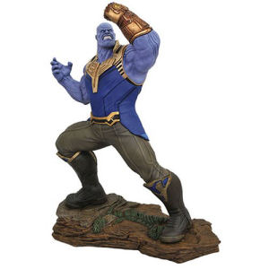 Marvel Milestones Avengers 3 Thanos Statue