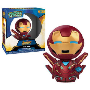Avengers Infinity War Iron Man with Wings Dorbz Vinyl Figure