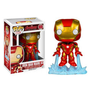 Marvel Avengers 2 Age of Ultron Iron Man Pop! Vinyl Bobble Head Figure