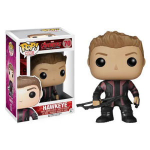 Marvel Avengers 2 Age of Ultron Hawkeye Pop! Vinyl Bobble Head Figure