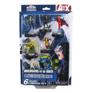 Avengers vs. X-Men Marvel HeroClix X-Men Starter Pack