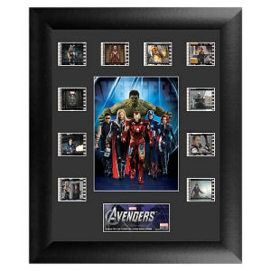 Avengers Movie Mini Montage Film Cell