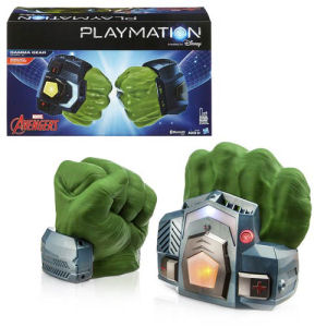 Marvel Avengers Playmation Gamma Gear Mark II