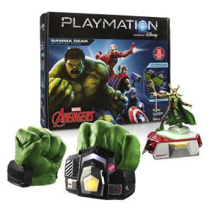 Marvel Avengers Playmation Gamma Gear Hulk Hands Starter Pack
