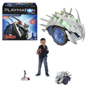 Marvel Avengers Playmation Ultron Prowler Bot Robotic Villain