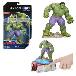 Marvel Avengers Playmation Hulk Smart Figure